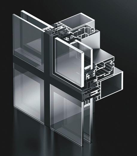 Perete Cortina Semistructurali